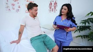 bbw medical muffs angelina castro and karen fisher share cock