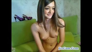 girl skinny body naked chat and teasing live webcam