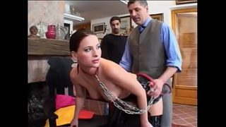 Slave presented to colleagues to use slave sub